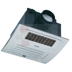 Panasonic 樂聲 FV-30BG1HS 浴室寶 (PTC無線遙控型號 – 浴室換氣暖風機)