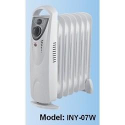 Imarflex 700W 7片 迷你充油式電暖爐