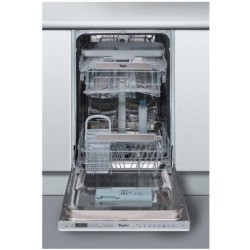 Whirlpool 惠而浦 ADG522X 全嵌入式45厘米纖巧洗碗碟機