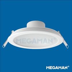 Megaman 曼佳美 F55500RC 12W LED 一體化筒燈