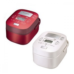 Toshiba 東芝  RCDX10H 真空壓力磁應電飯煲(1.0公升) 鑽石鐵鑄鍋