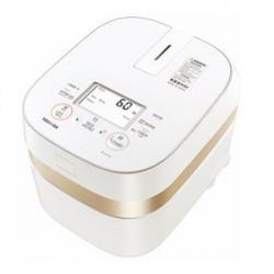 Toshiba 東芝 RCDZ10J 真空壓力磁應電飯煲(1.0公升) 鑽石備長炭釜