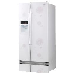 LG 樂金 GR-L67PW 對門式 雪櫃