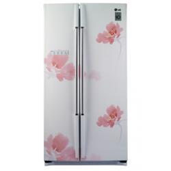 LG 樂金 GR-BL84M 對門式 雪櫃